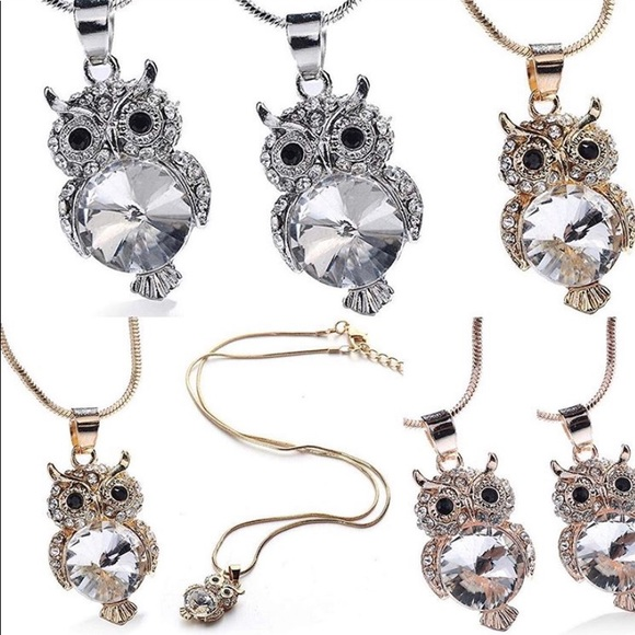Fashion necklace silver/gold